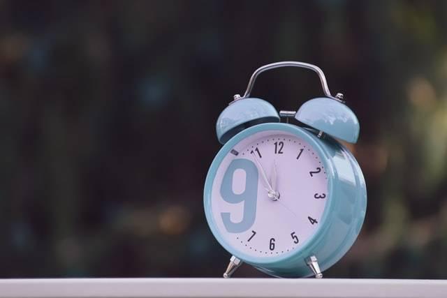 Wecker Uhr