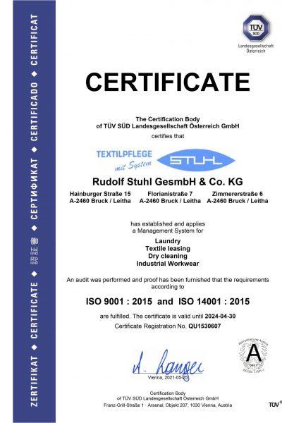 ISO-9001-14001-Zertifikat-Textilreinigung-Stuhl